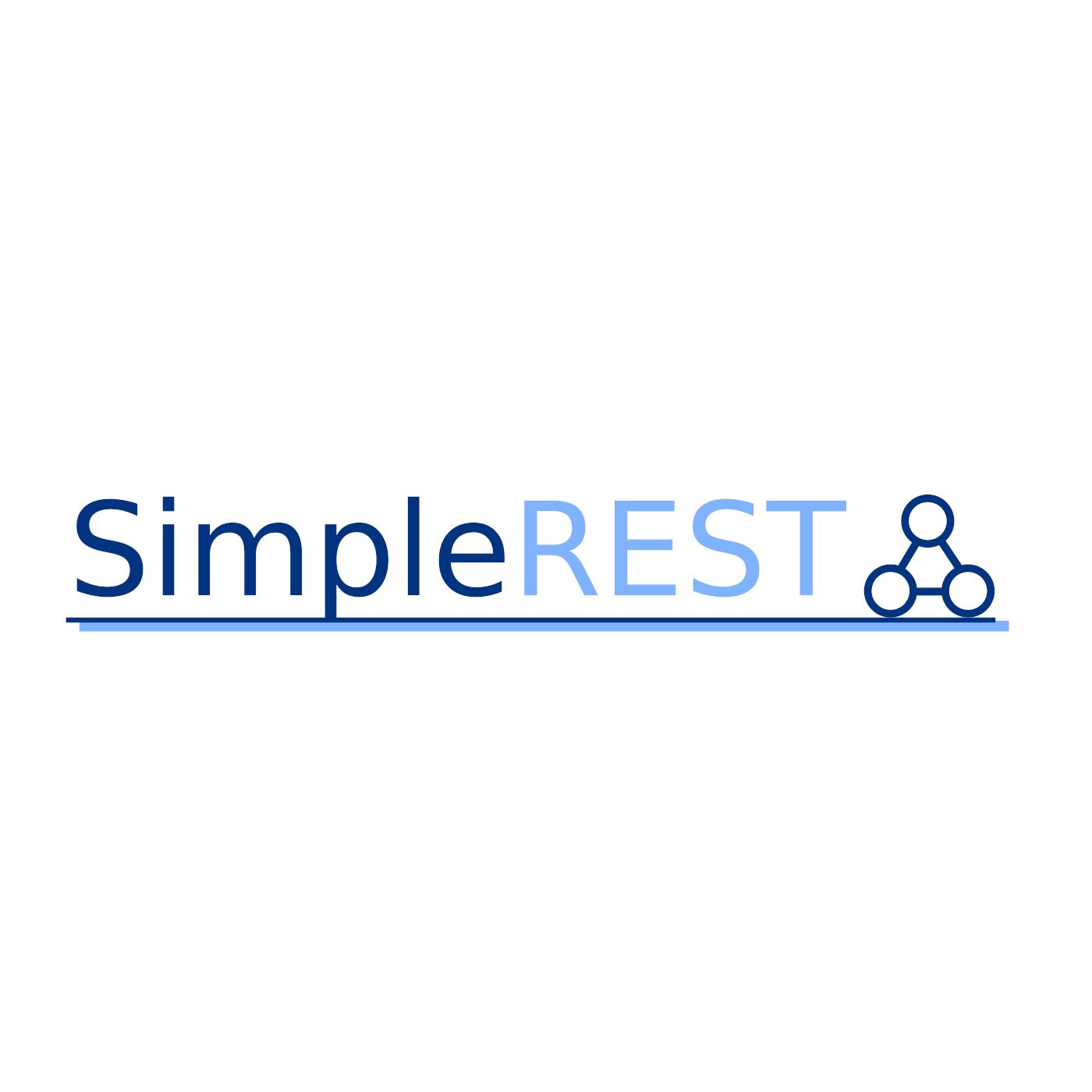 SimpleREST - Der Anfang