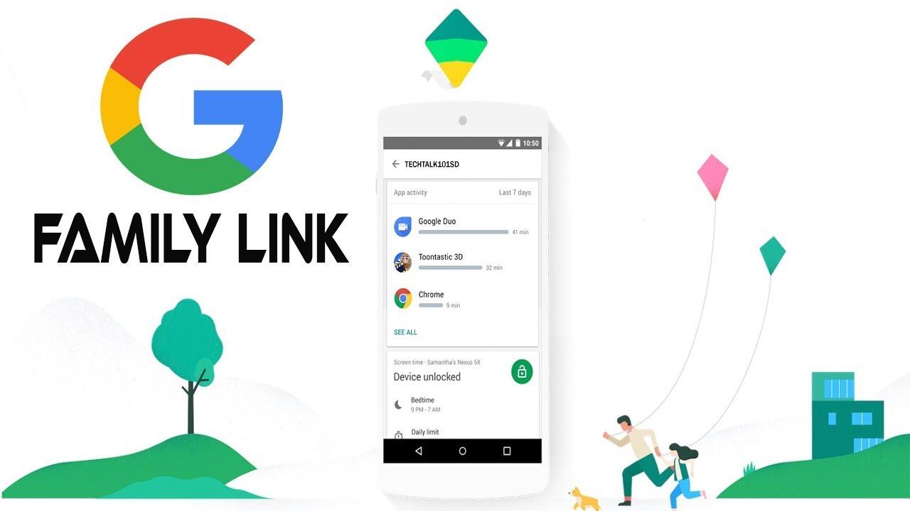 Google FamilyLink