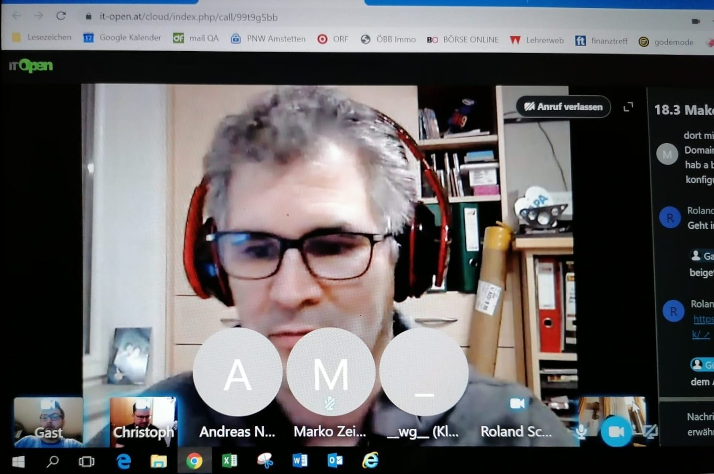 Virtuelle Treffen - Die eigene Cloud hilft dabei! - Nextcloud Talk