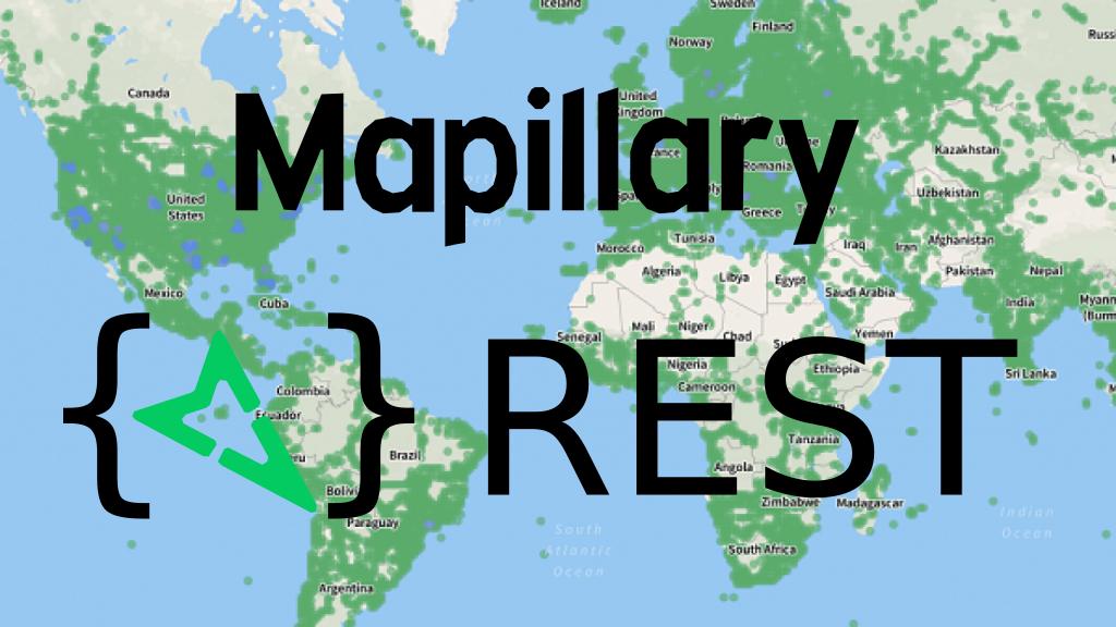 Mapillary REST Api client (Java)