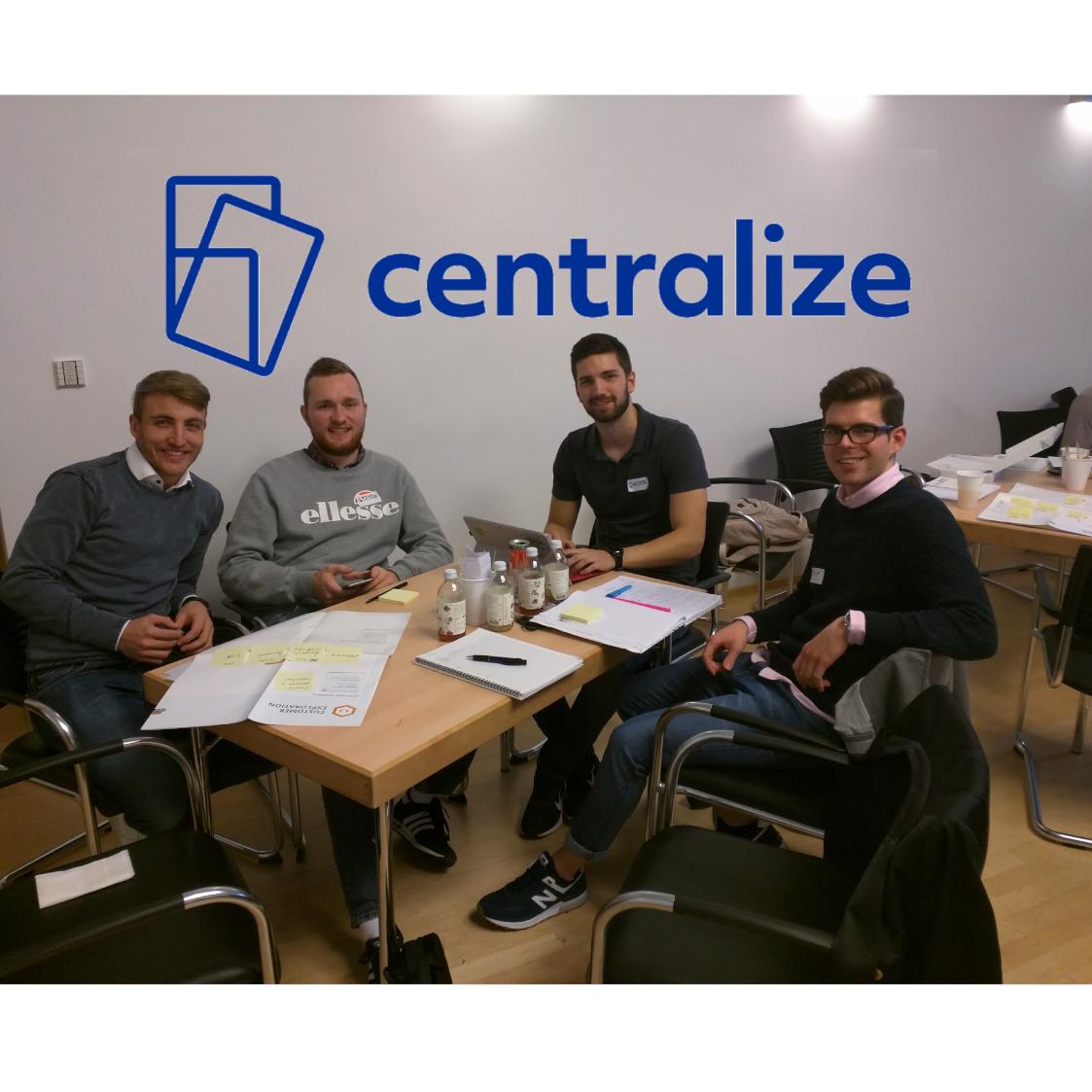 Mit Centralize auf StartupLive in St. Pölten