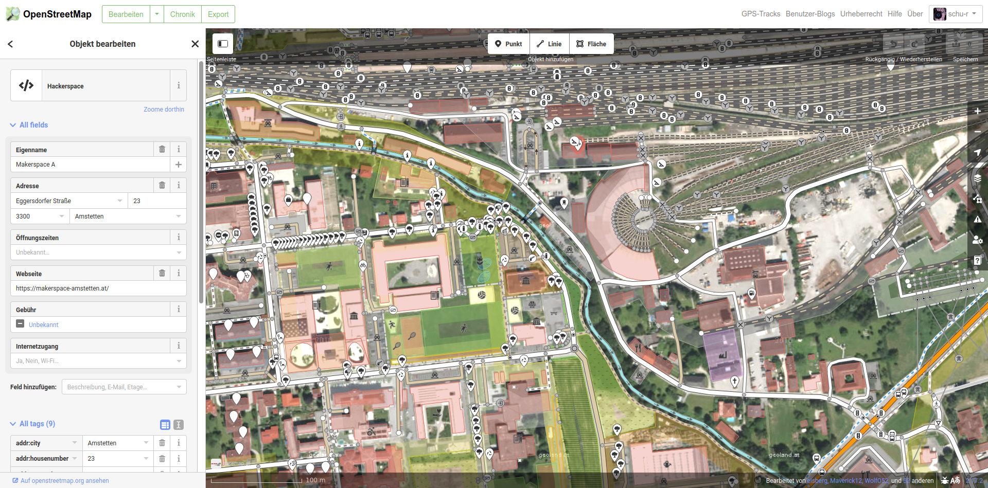 OpenStreetMap: lokales Wissen zentral vereint