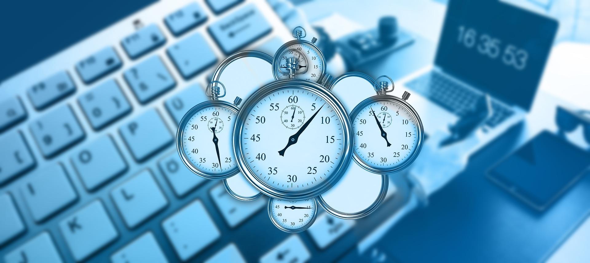 Zeitfresser - Beispiel - Zeiterfassung
