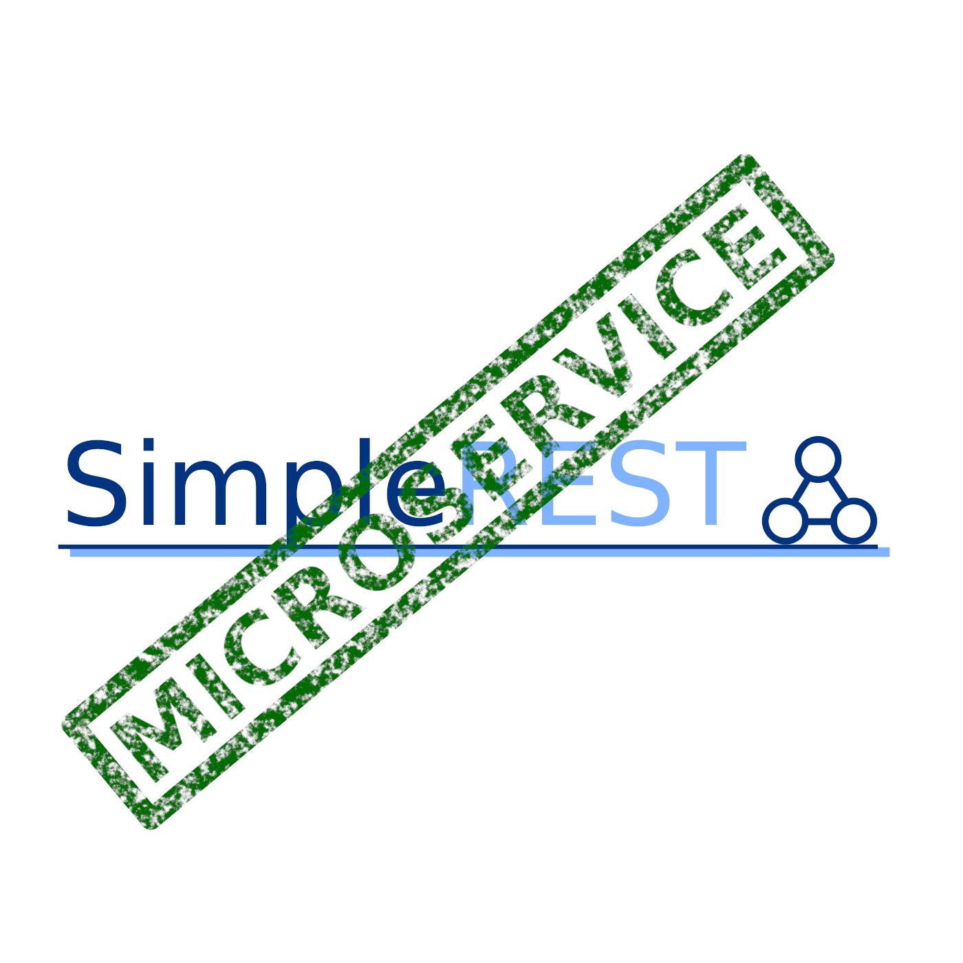 SimpleREST - Client - Microservice - Loadbalancer - MessageQueue