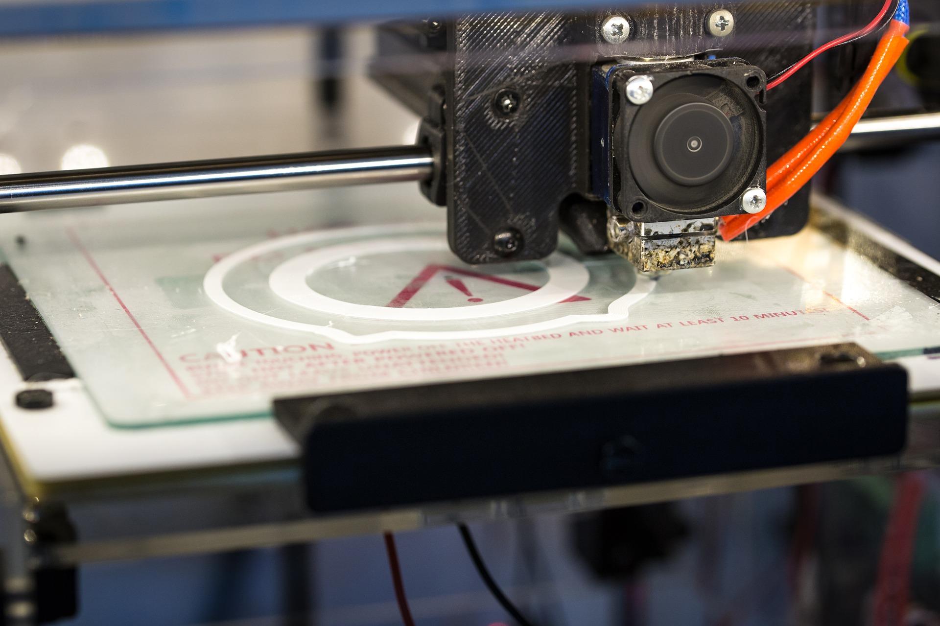 Wie funktioniert eigentlich ein 3D Drucker