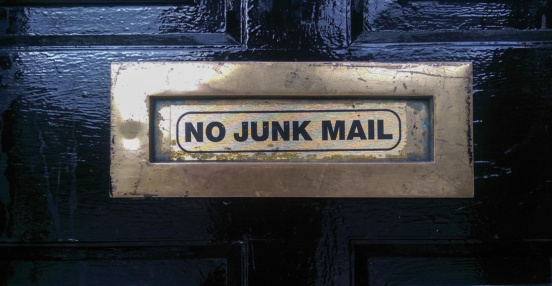 Keine Spam Mails - Oder doch bitte